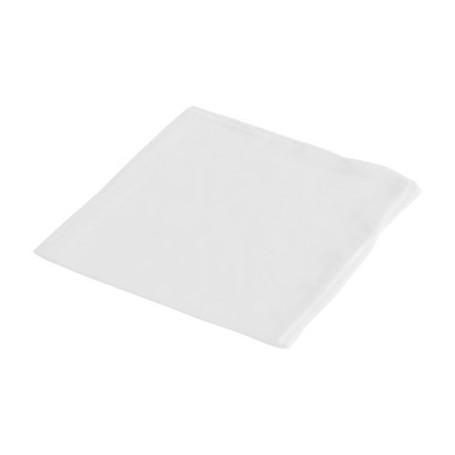 Silk 12 inch Single (White) Magic By Gosh - Trick