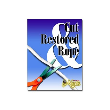 Cut And Restored Rope (With Rope) by Royal Magic - Trick