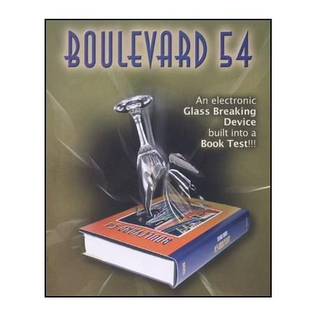 Boulevard 54 - Trick by Bazar de Magia - Trick