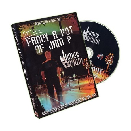 Still Fancy A Pot Of Jam? by James Brown - DVD