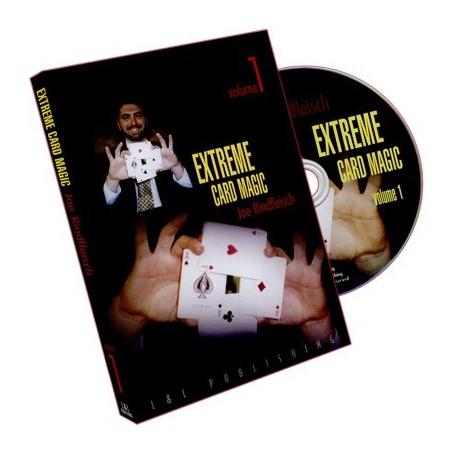 Extreme Card Magic Volume 1 by Joe Rindfleisch - DVD