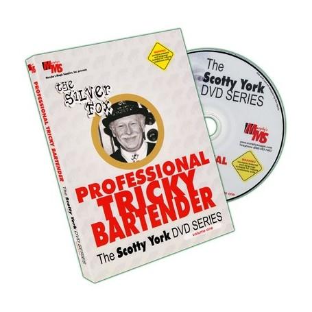 Scotty York Vol.1 - Professional Trick Bartender - DVD