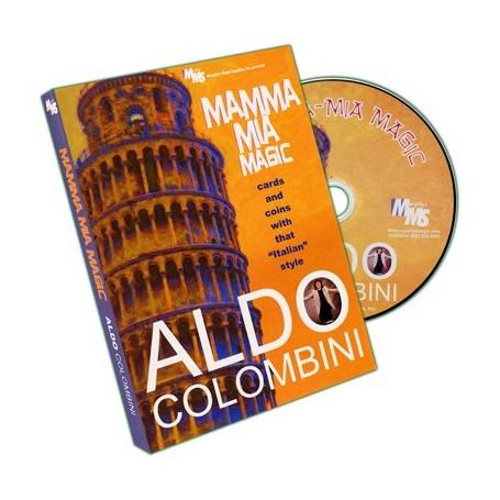 Mamma Mia Magic by Aldo Colombini - DVD