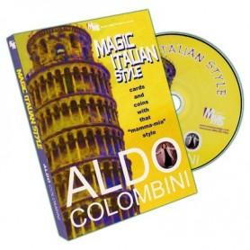 Magic Italian Style by Aldo Colombini - DVD