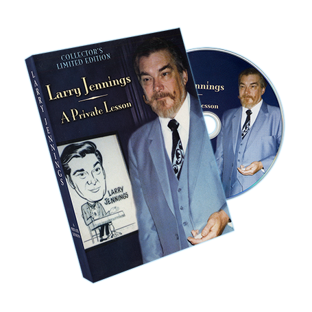 Larry Jennings - A Private Lesson - DVD