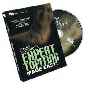 Expert Topiting Made Easy by Carl Cloutier - DVD