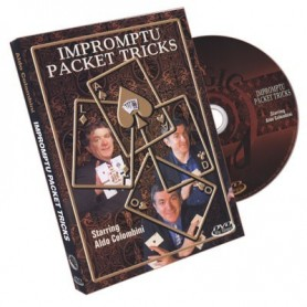 Impromptu Packet Tricks by Aldo Colombini - DVD