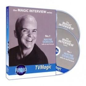 Magic Interview Series No.1: Wayne Dobson talks to Jay Fortune (2 CD Set) - Trick