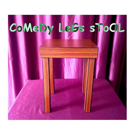 Comedy Legs Stool - Sgabello Grande