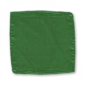 Foulard 30 x 30 cm Single (Green) Magic by Gosh - Trick