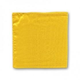 Foulard 30 x 30 cm single (Yellow) Magic by Gosh - Trick