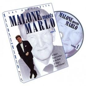 Malone Meets Marlo 1 by Bill Malone - DVD