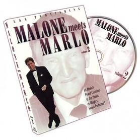 Malone Meets Marlo 2 by Bill Malone - DVD