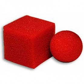 The Great Square Ball Mystery (Ultra Soft) by Goshman - Trick