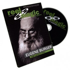 Reel Magic Episode 12 (Eugene Burger) - DVD