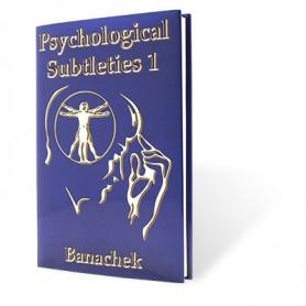 Psychological Subtleties 1 (PS1) by Banachek - Book