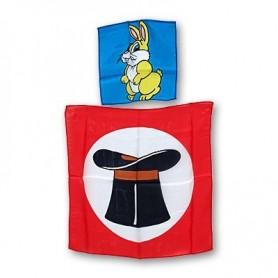 Coniglio dal Foulard set (45 x 45)