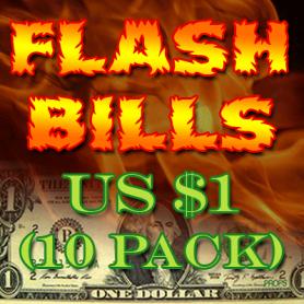 Banconote LAMPO Ten Pack ($1.00) - Trick