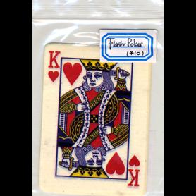 Carte da gioco LAMPO King of Hearts (Ten Pack) - Trick