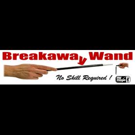 Break away Wand (Bacchetta che si rompe) by Mr. Magic - Trick