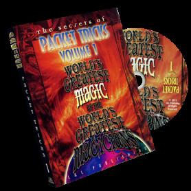 The Secrets of Packet Tricks (World's Greatest Magic) Vol. 1 - DVD