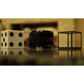 Crystal Cube to Rubik and Dice by Tora Magic