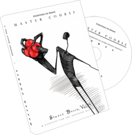 Master Course Sponge Balls Vol. 4 by Daryl - DVD