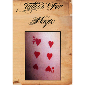 Tattoos (Three Of Diamonds) 10 pk. - Trick