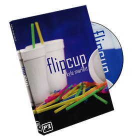 Flip Cup (DVD and Gimmick) by Kyle Marlett - DVD
