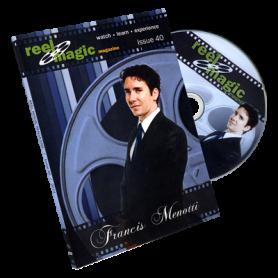 Reel Magic Episode 40 (Francis Menotti) - DVD