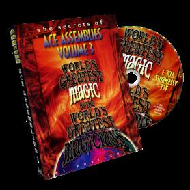 Ace Assemblies (World's Greatest Magic) Vol. 3 by L&L Publishing - DVD