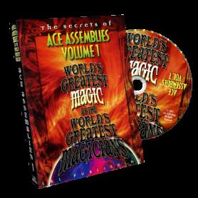 Ace Assemblies (World's Greatest Magic) Vol. 1 by L&L Publishing - DVD