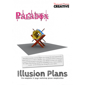 Paradox Master Plans by Thomas Moore - Book