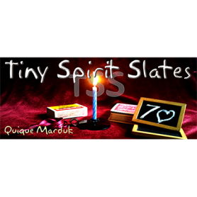 Tiny Spirit Slates by Quique Marduk - Trick