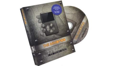 The Mindpod (DVD and Gimmick) by Joaquin Kotkin and Luis de Matos - DVD