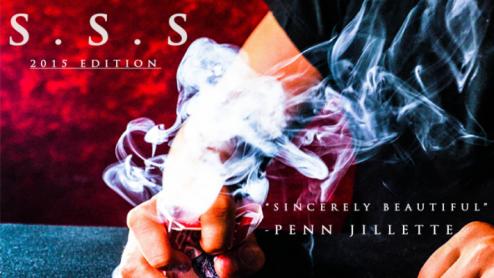 SSS (2015 Edition) by Shin Lim - Trick
