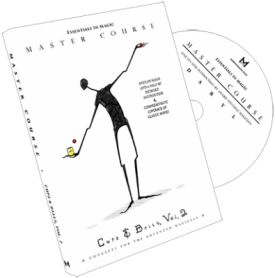 Master Course Cups and Balls Vol. 2 by Daryl - DVD Bussolotti