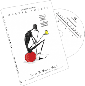 Master Course Cups and Balls Vol. 1 by Daryl - DVD Bussolotti