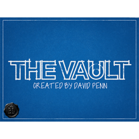 The Vault Clear (DVD and Gimmick) created by David Penn - DVD