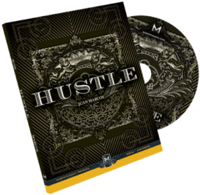 Hustle (DVD and Gimmick) by Juan Manuel Marcos - DVD