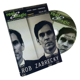 Reel Magic Episode 44 (Rob Zabrecky) - DVD