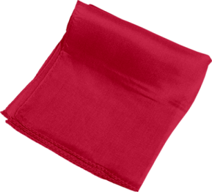 Foulard 60 x 60 cm (Red) Magic By Gosh - Trick