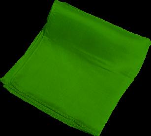 Foulard 45 x 45 cm (Green) Magic by Gosh - Trick