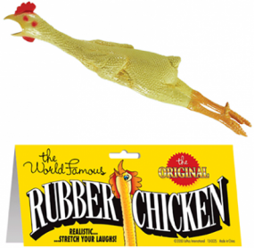 Rubber Chicken by Loftus
