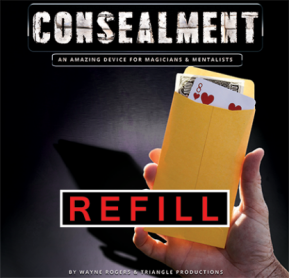 Refill for ConSealment (10 pk) by Wayne Rogers - Trick