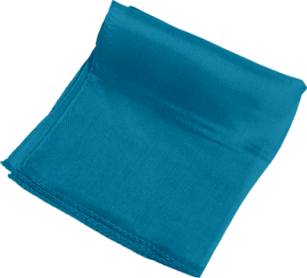 Foulard 45 x 45 cm (Turquoise) Magic by Gosh - Trick