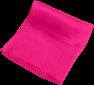 Foulard 45 x 45 cm (Hot Pink) Magic by Gosh - Trick