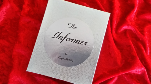 The Informer (Standard) by Lloyd Mobley - Trick