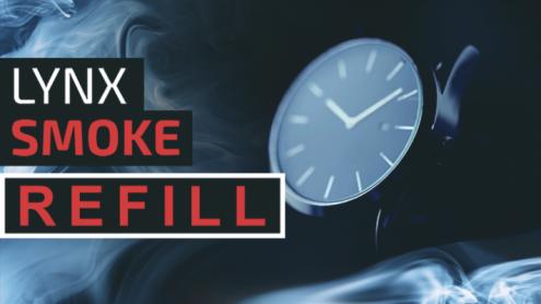 Refill for Lynx Smoke Watch by João Miranda Magic