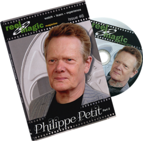 Reel Magic Episode 46 (Philippe Petit Part 2) - DVD